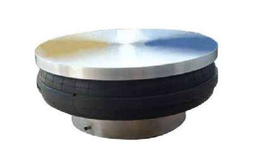 气囊型气浮式减振器